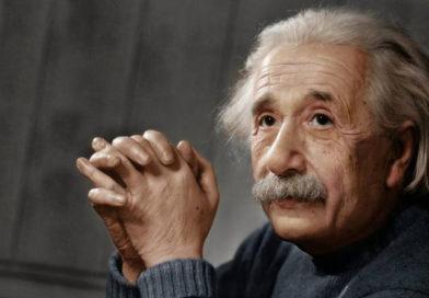 Ինչպես Էյնշտեյնն ապացուցեց Աստծո գոյությունը